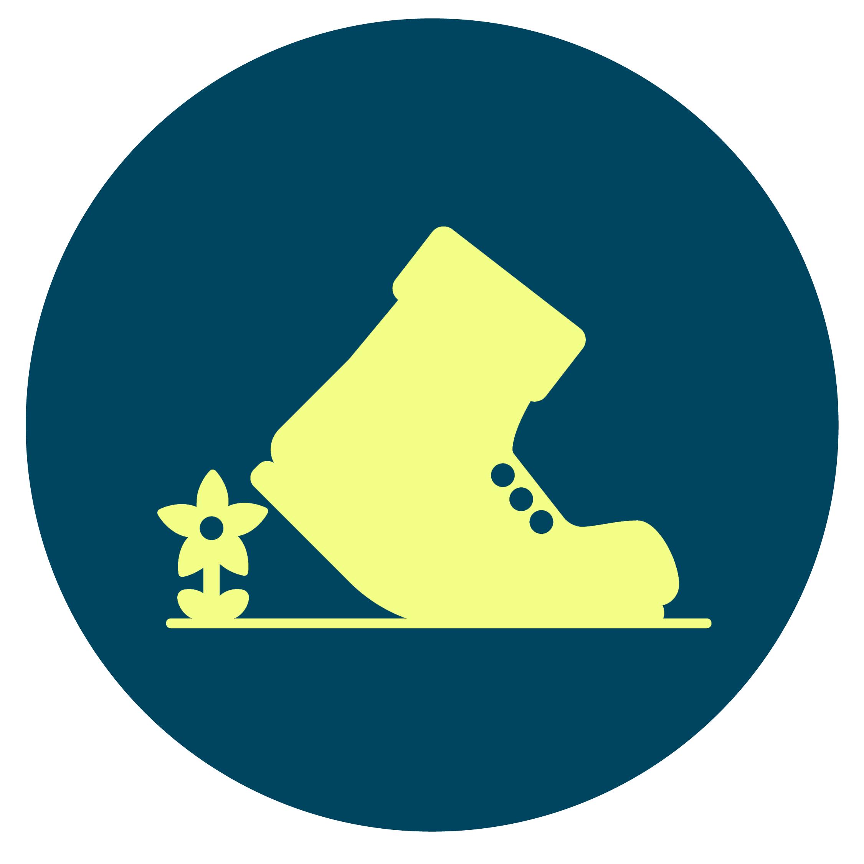 RV Icon Naturewalks Yellow Fill